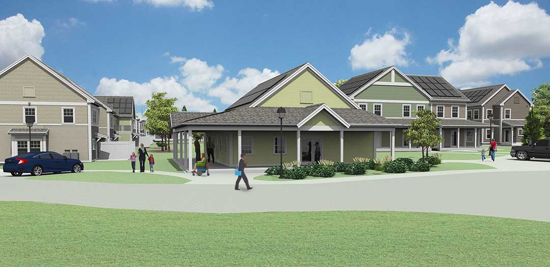 Rendering of Terrapin Ridge